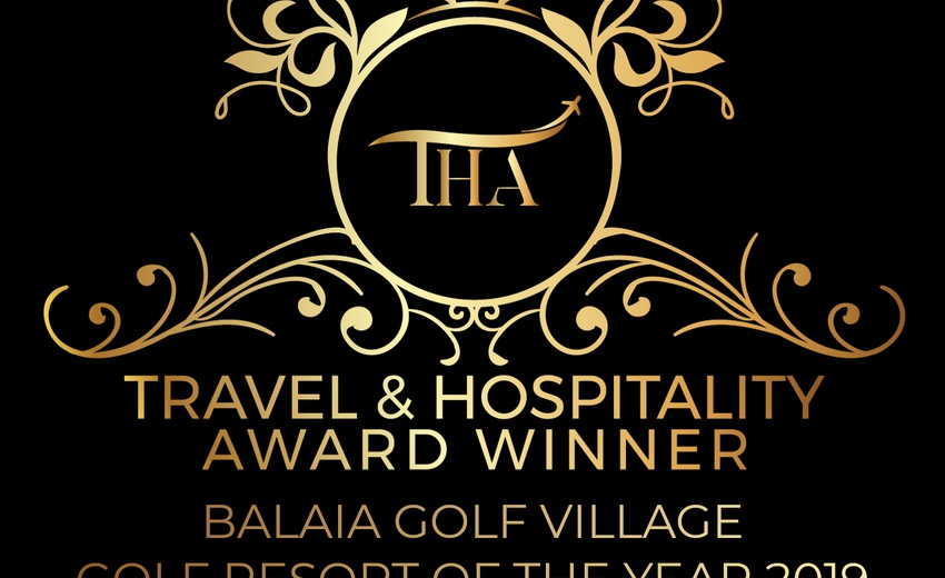 TRAVEL & HOSPITALITY AWARD WINNER Hôtel Balaia Golf Village Albufeira