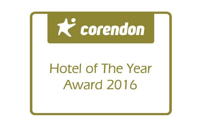 PRIX CORENDON HOTEL OF THE YEAR 2016 Balaia Golf Village Albufeira