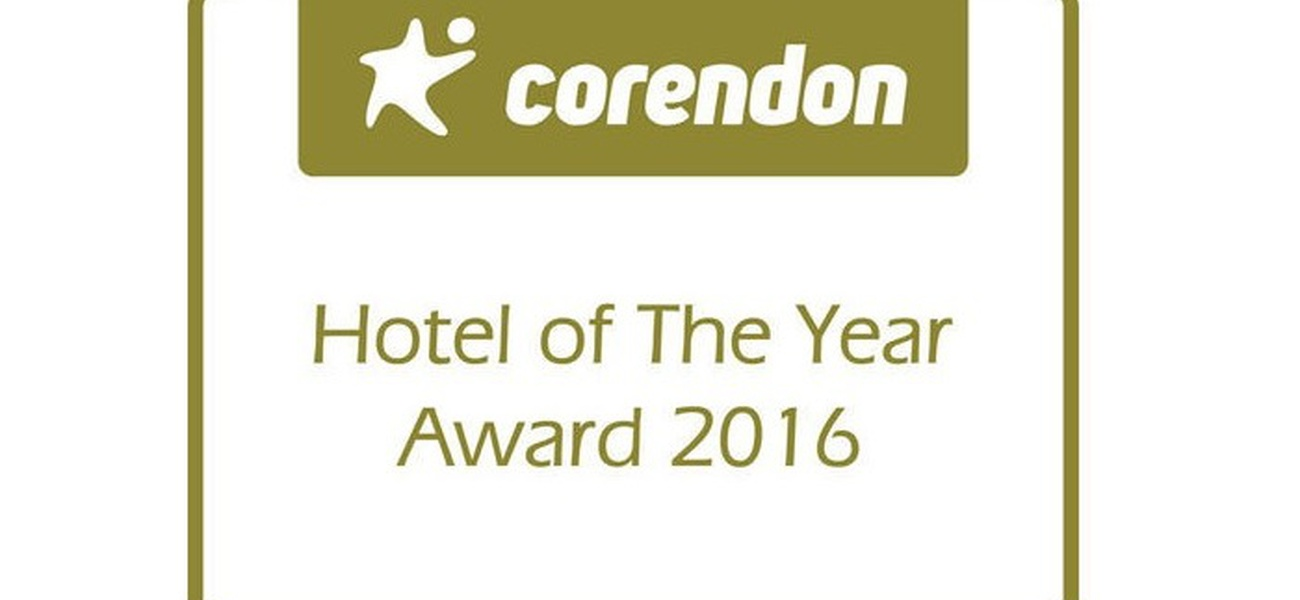 PRIX CORENDON HOTEL OF THE YEAR 2016 Hôtel Balaia Golf Village Albufeira