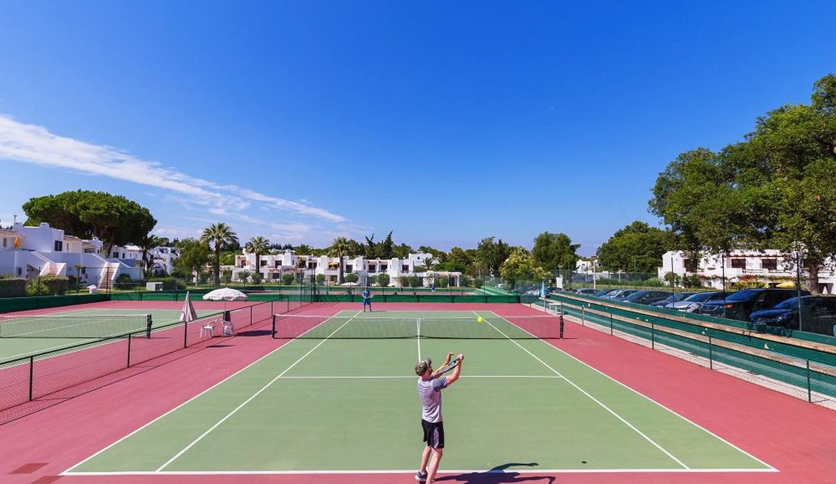 Tennis Hôtel Balaia Golf Village Albufeira